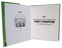 Mannheim Steamroller Halloween Book